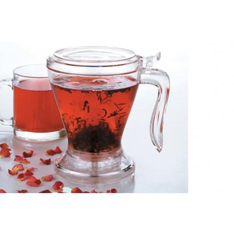 Sleek Steep Teapot