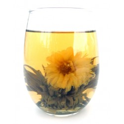 Golden Sunrise Flowering Tea