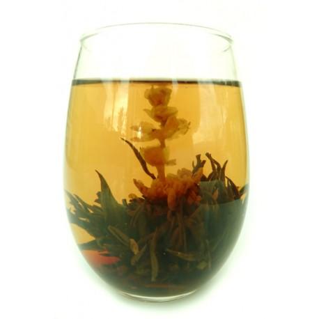 Black Gold Flowering Tea