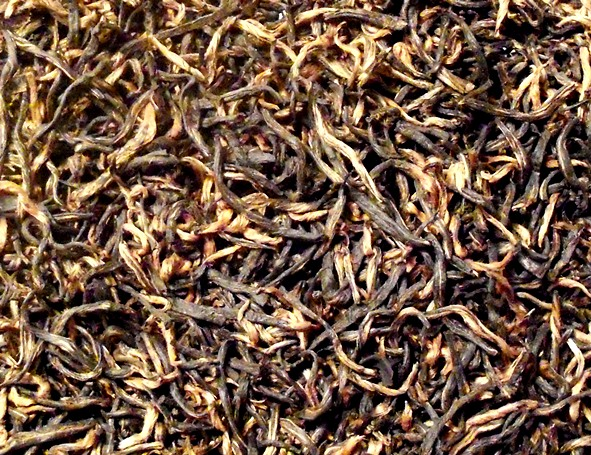 golden monkey paw black tea