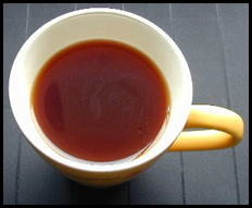 Black tea against diabetes